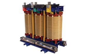 非包封H级干式电力变压器