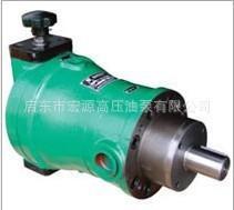 SCY14-1B斜盘式手动变量柱塞泵/马达