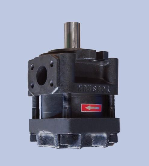 NB系列低噪音长寿命直线共轭内啮合齿轮泵